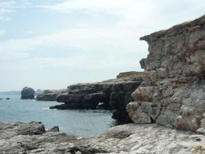 Black Sea_North Bulgarian coast_Martinata dive site