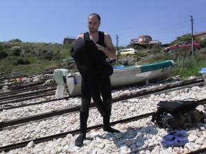 Black sea diving_AOWD Dimitar