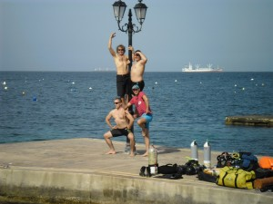 VODASPORT_dive trip in Malta_Oct 2014